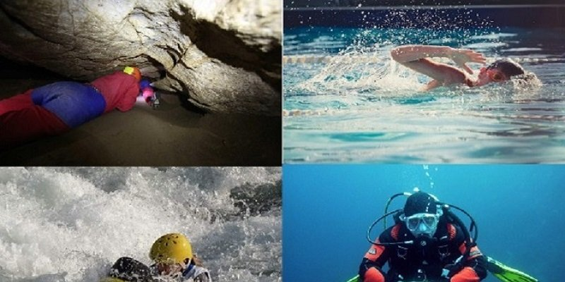 Liste des associations de sports aquatiques
